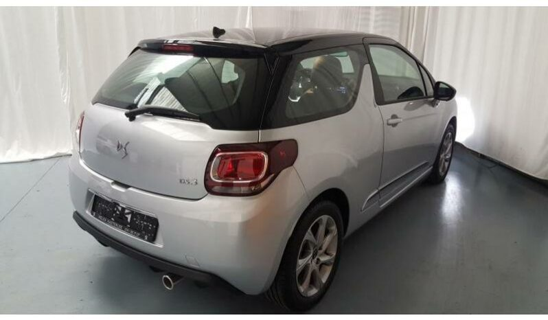 Citroen DS3 110 PK AUTOMAAT vol