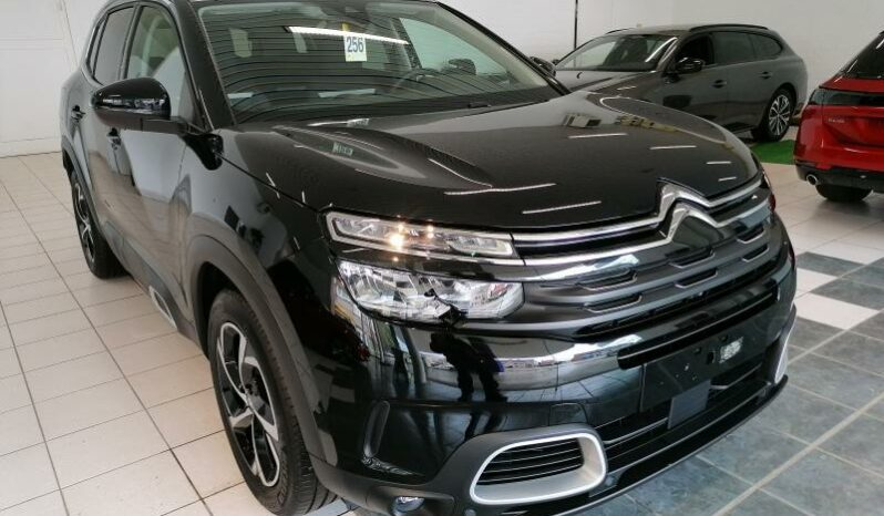 Citroen C5 AIRCROSS vol
